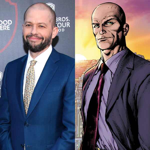 Lex Luthor, Jon Cryer